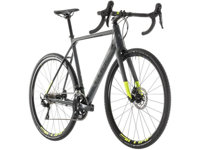 Cube Cross Race Pro Cyclocross grå (2019) | Cross-cykler